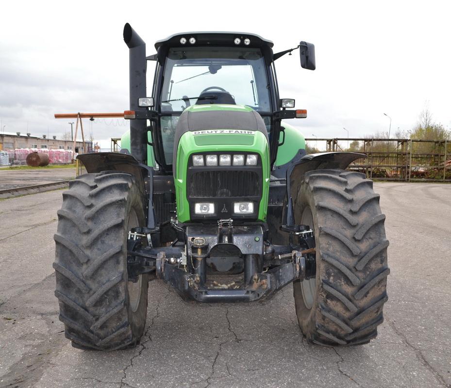 DF Agrotron TTV 630
