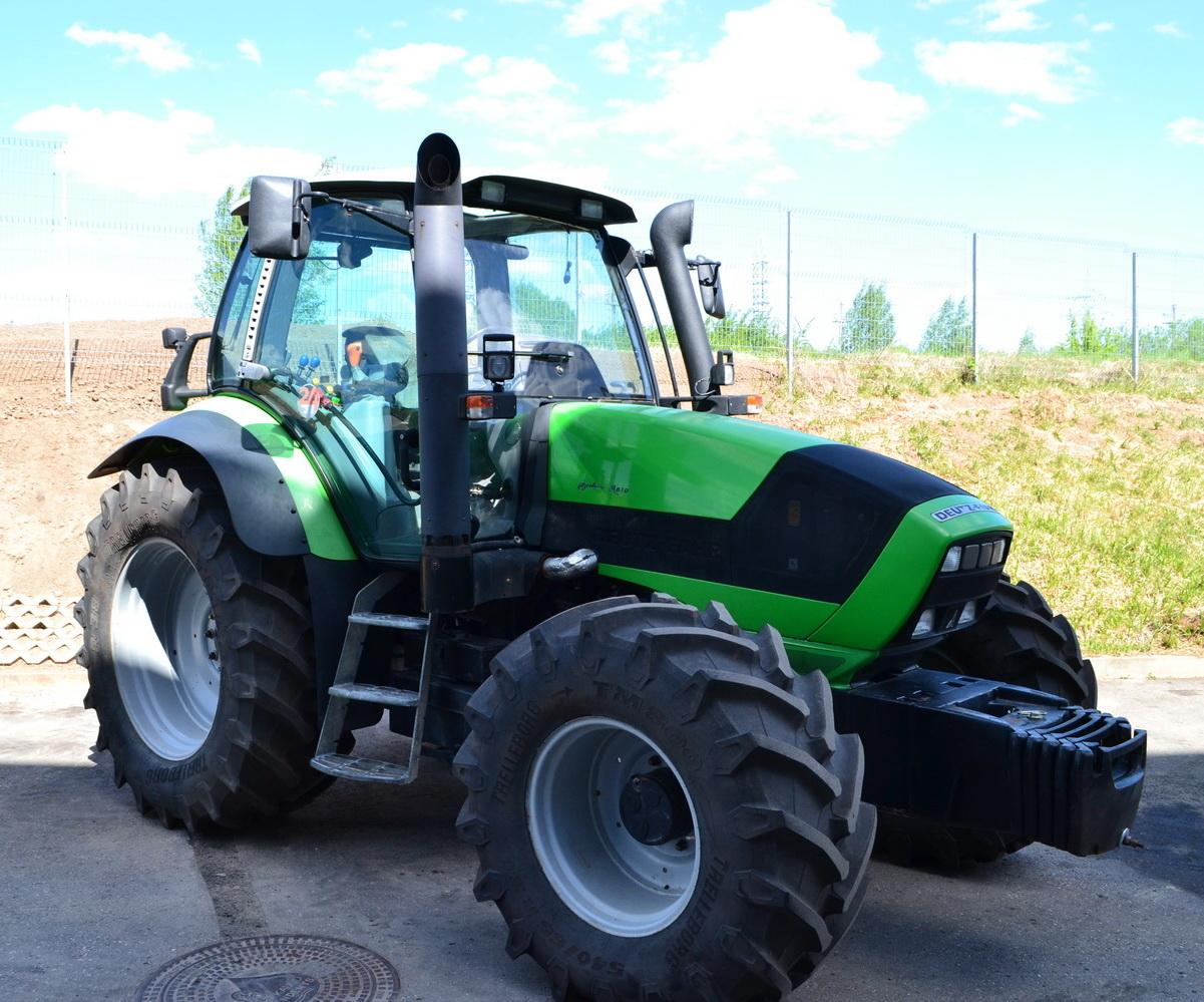 Agrotron M610 DRC