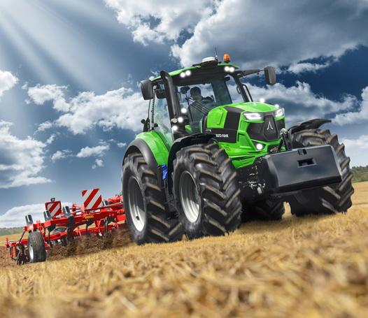 Agrotron 7 TTV 226 - 246 AG