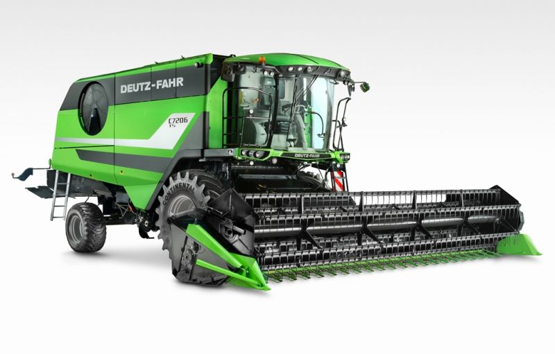 Deutz - Fahr C7000-oji Serija 310 - 350 AG