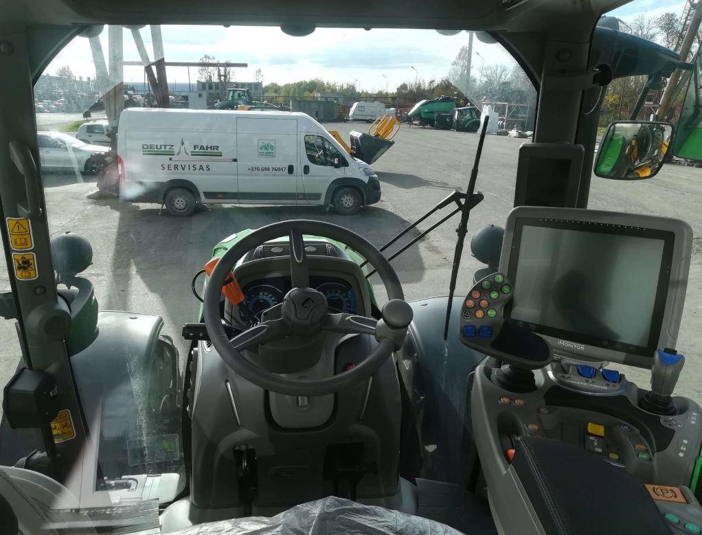 Deutz Fahr 7250 TTV