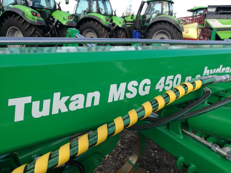 Regent Tucan MSG 450 skutikas