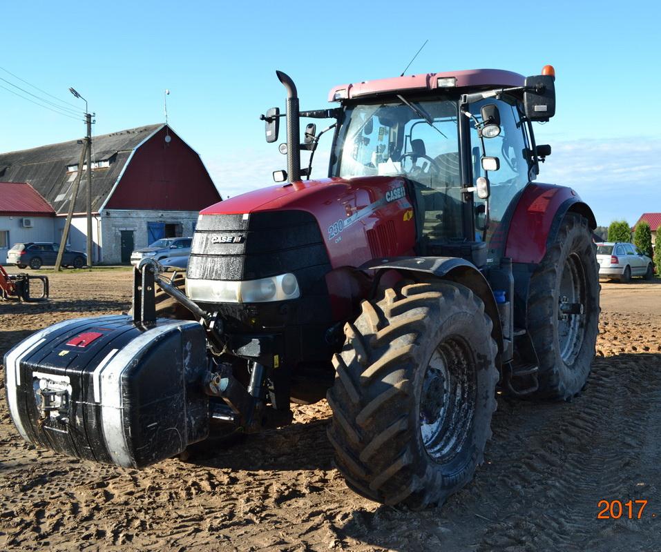 Traktorius Case Puma 230 CVX