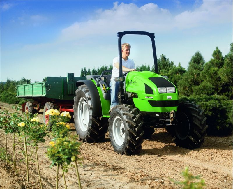Deutz-Fahr Agrokid 40 – 50 AG