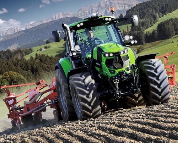 Deutz Fahr 6 serija 156-226 AG