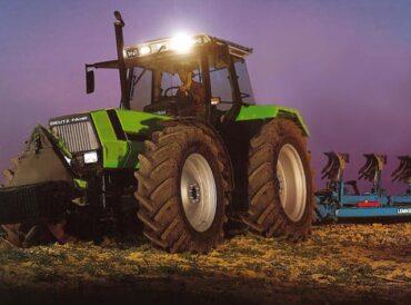 Deutz-Fahr – seniausias Europoje traktorių gamintojas