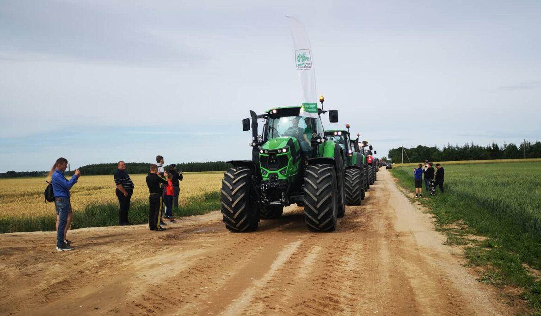 5-oji Traktorių šventė