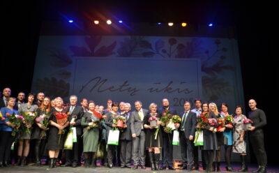 """Konkurso """"Metų ūkis 2018"""" apdovanojimai"""