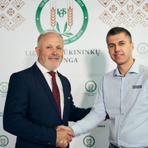 Lietuvos ūkininkų sąjungos100-mečio renginys