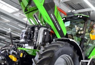 Žemės ūkio technikos atsarginės dalys