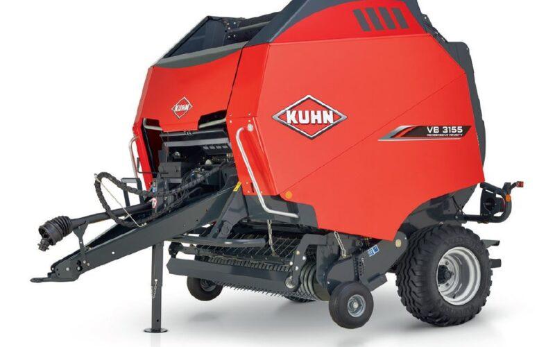 Kuhn ritininiai presai VB serija