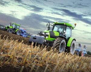 Traktoriai