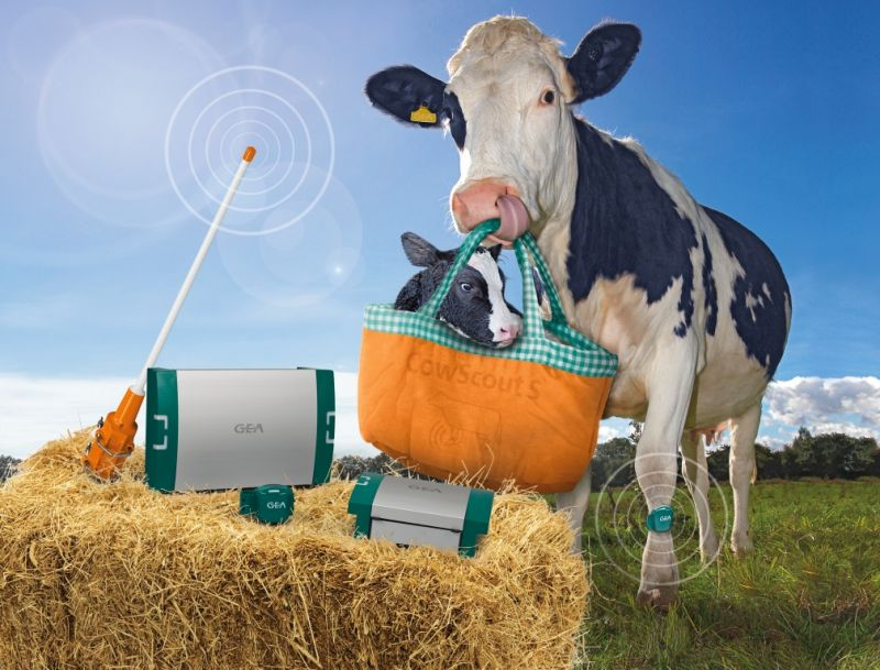 Produktyvi banda su CowScout
