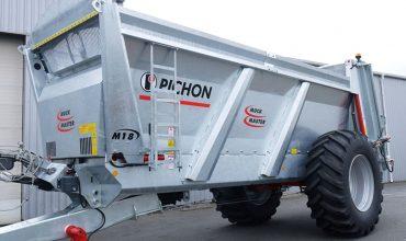Pichon MUCK MASTER M1655/M1855 kratytuvai