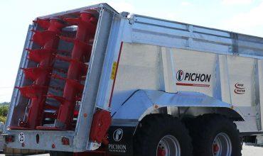 Pichon MUCK MASTER M2070/M2470 kratytuvai