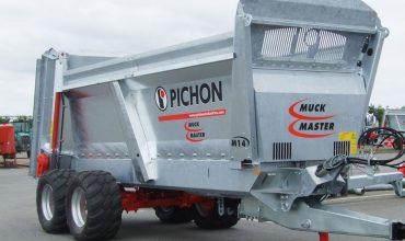 Pichon MUCK MASTER M1350/M1450 kratytuvai