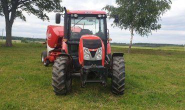 Traktorius Zetor Proxima 120