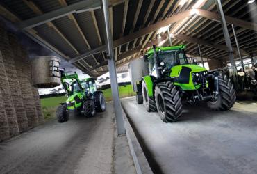 Deutz Fahr 5110 G GS – Jūsų lūkesčius pranokstanti žemės ūkio technika!