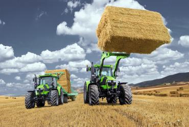 Deutz-Fahr 5125 traktorius